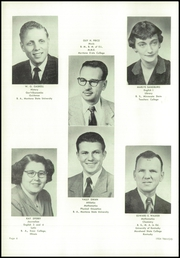 Page 12, 1954 Edition, Ronan High School - Travois Yearbook (Ronan, MT) online yearbook collection
