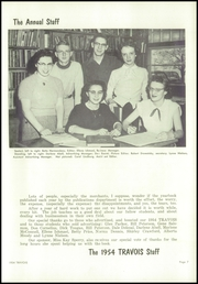 Page 13, 1954 Edition, Ronan High School - Travois Yearbook (Ronan, MT) online yearbook collection
