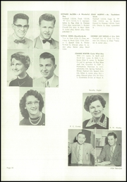Page 16, 1954 Edition, Ronan High School - Travois Yearbook (Ronan, MT) online yearbook collection