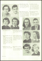 Page 17, 1954 Edition, Ronan High School - Travois Yearbook (Ronan, MT) online yearbook collection