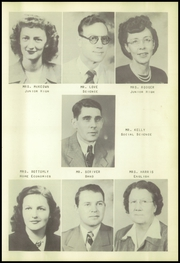 Page 15, 1951 Edition, Browning High School - Etaikasi Yearbook (Browning, MT) online yearbook collection