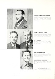 Page 10, 1948 Edition, Lincoln County High School - Lincoln Lion Yearbook (Eureka, MT) online yearbook collection