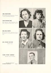 Page 11, 1948 Edition, Lincoln County High School - Lincoln Lion Yearbook (Eureka, MT) online yearbook collection