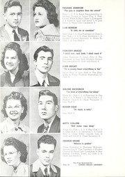 Page 14, 1948 Edition, Lincoln County High School - Lincoln Lion Yearbook (Eureka, MT) online yearbook collection
