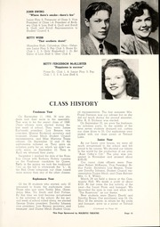 Page 17, 1948 Edition, Lincoln County High School - Lincoln Lion Yearbook (Eureka, MT) online yearbook collection