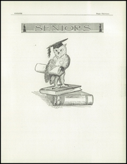 Page 17, 1922 Edition, Shelby High School - Coyote Yearbook (Shelby, MT) online yearbook collection