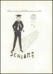 Page 15, 1923 Edition, Shelby High School - Coyote Yearbook (Shelby, MT) online yearbook collection