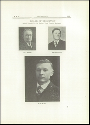 Page 9, 1923 Edition, Shelby High School - Coyote Yearbook (Shelby, MT) online yearbook collection