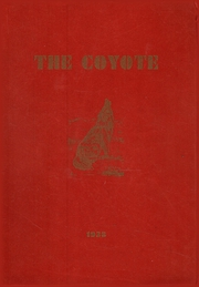 1938 Edition, Shelby High School - Coyote Yearbook (Shelby, MT)