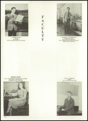 Page 12, 1946 Edition, Shelby High School - Coyote Yearbook (Shelby, MT) online yearbook collection