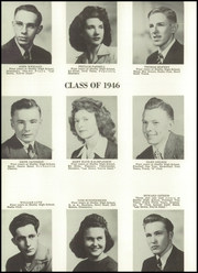 Page 16, 1946 Edition, Shelby High School - Coyote Yearbook (Shelby, MT) online yearbook collection