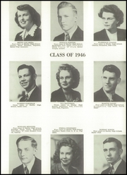 Page 17, 1946 Edition, Shelby High School - Coyote Yearbook (Shelby, MT) online yearbook collection