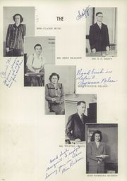 Page 12, 1947 Edition, Conrad High School - Whoop Up Trail Yearbook (Conrad, MT) online yearbook collection