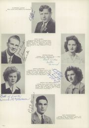 Page 16, 1947 Edition, Conrad High School - Whoop Up Trail Yearbook (Conrad, MT) online yearbook collection