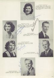 Page 17, 1947 Edition, Conrad High School - Whoop Up Trail Yearbook (Conrad, MT) online yearbook collection