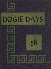 1958 Edition, Forsyth High School - Dogie Yearbook (Forsyth, MT)