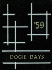 1959 Edition, Forsyth High School - Dogie Yearbook (Forsyth, MT)
