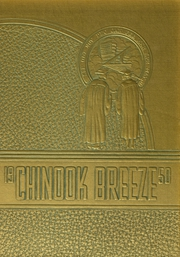 Page 1, 1950 Edition, Chinook High School - Breeze Yearbook (Chinook, MT) online yearbook collection