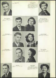 Page 12, 1950 Edition, Chinook High School - Breeze Yearbook (Chinook, MT) online yearbook collection