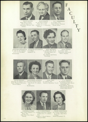 Page 8, 1950 Edition, Chinook High School - Breeze Yearbook (Chinook, MT) online yearbook collection