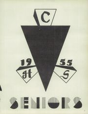 Page 11, 1955 Edition, Chinook High School - Breeze Yearbook (Chinook, MT) online yearbook collection
