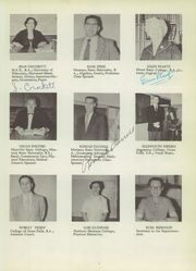 Page 13, 1957 Edition, Chinook High School - Breeze Yearbook (Chinook, MT) online yearbook collection