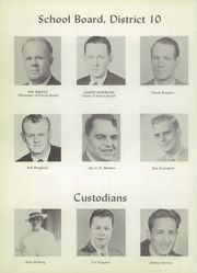 Page 14, 1957 Edition, Chinook High School - Breeze Yearbook (Chinook, MT) online yearbook collection