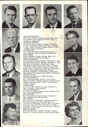 Page 11, 1959 Edition, Baker High School - Spartan Yearbook (Baker, MT) online yearbook collection