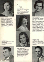 Page 14, 1959 Edition, Baker High School - Spartan Yearbook (Baker, MT) online yearbook collection