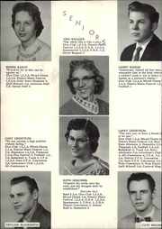 Page 16, 1959 Edition, Baker High School - Spartan Yearbook (Baker, MT) online yearbook collection