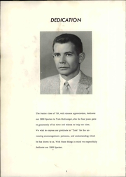 Page 8, 1959 Edition, Baker High School - Spartan Yearbook (Baker, MT) online yearbook collection