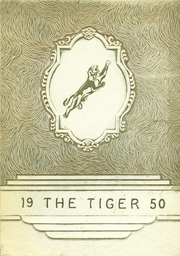 1950 Edition, Simms High School - Tiger Yearbook (Simms, MT)