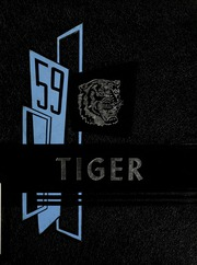 1959 Edition, Simms High School - Tiger Yearbook (Simms, MT)