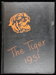 Page 1, 1951 Edition, Manhattan High School - Tiger Yearbook (Manhattan, MT) online yearbook collection