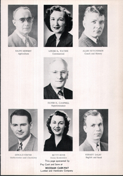 Page 15, 1951 Edition, Manhattan High School - Tiger Yearbook (Manhattan, MT) online yearbook collection