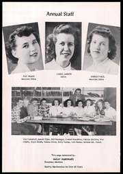Page 8, 1951 Edition, Manhattan High School - Tiger Yearbook (Manhattan, MT) online yearbook collection