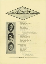 Page 16, 1922 Edition, Fort Benton High School - Pioneer Yearbook (Fort Benton, MT) online yearbook collection