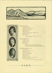 Page 17, 1922 Edition, Fort Benton High School - Pioneer Yearbook (Fort Benton, MT) online yearbook collection