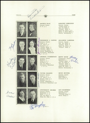 Page 12, 1938 Edition, Fort Benton High School - Pioneer Yearbook (Fort Benton, MT) online yearbook collection