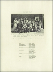 Page 6, 1938 Edition, Fort Benton High School - Pioneer Yearbook (Fort Benton, MT) online yearbook collection