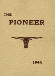 Fort Benton High School - Pioneer Yearbook (Fort Benton, MT) online yearbook collection, 1944 Edition, Page 1