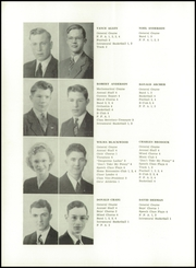 Page 12, 1944 Edition, Fort Benton High School - Pioneer Yearbook (Fort Benton, MT) online yearbook collection
