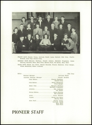 Page 6, 1944 Edition, Fort Benton High School - Pioneer Yearbook (Fort Benton, MT) online yearbook collection