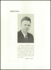 Page 8, 1944 Edition, Fort Benton High School - Pioneer Yearbook (Fort Benton, MT) online yearbook collection