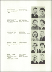 Page 9, 1944 Edition, Fort Benton High School - Pioneer Yearbook (Fort Benton, MT) online yearbook collection