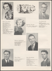 Page 14, 1952 Edition, Fort Benton High School - Pioneer Yearbook (Fort Benton, MT) online yearbook collection