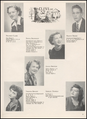 Page 15, 1952 Edition, Fort Benton High School - Pioneer Yearbook (Fort Benton, MT) online yearbook collection