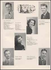 Page 17, 1952 Edition, Fort Benton High School - Pioneer Yearbook (Fort Benton, MT) online yearbook collection