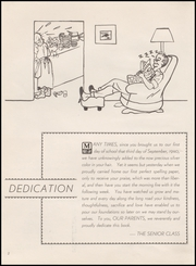 Page 8, 1952 Edition, Fort Benton High School - Pioneer Yearbook (Fort Benton, MT) online yearbook collection