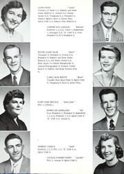 Sweet Grass County High School - Timberline Yearbook (Big Timber, MT) online yearbook collection, 1957 Edition, Page 18